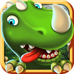 Caveman Vs Dino Icon