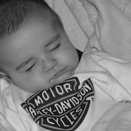Nightie Night!! by Cindy Cooper Houser - Babies & Children Babies ( child, babies, human baby, person, children, baby, baby boy, human )