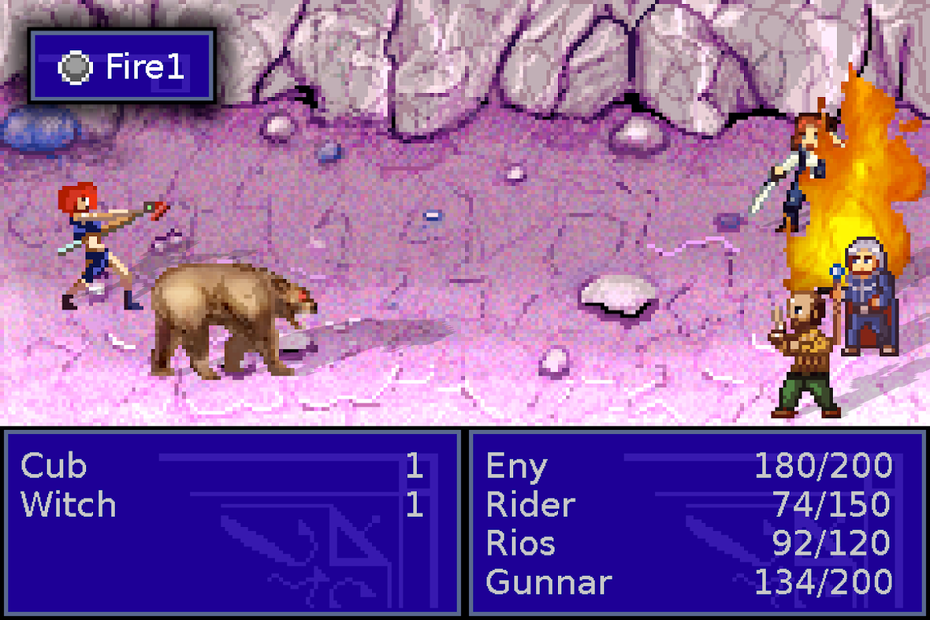 Monster RPG 2 Screenshot 1