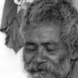 Sacha  by Asif Bora - Black & White Portraits & People (  )