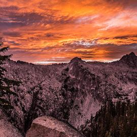 by Casey Green - Landscapes Sunsets & Sunrises (  )