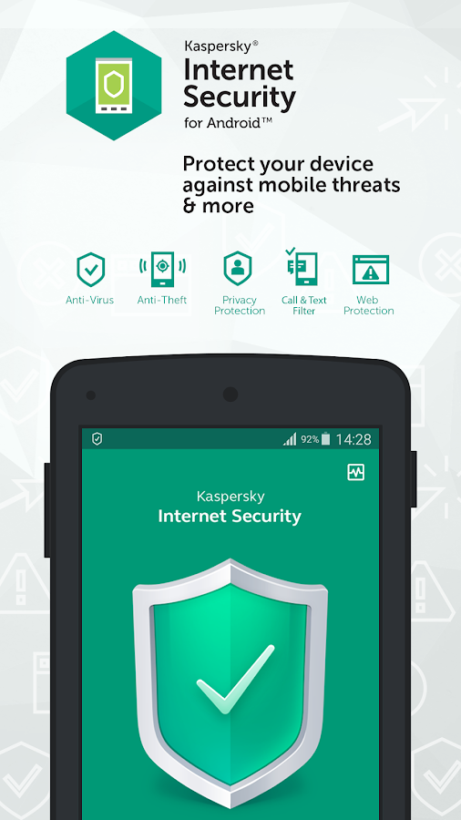 Kaspersky Internet Security Screenshot 0