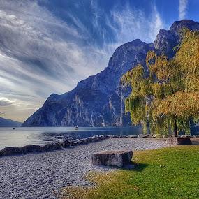 Garda Lake by Patrizia Emiliani - Landscapes Waterscapes ( garda, lake,  )