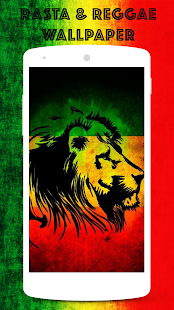 Rasta Raggae Wallpaper - screenshot