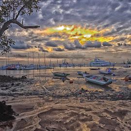 Sunset by Matthiaz Zhang - Landscapes Sunsets & Sunrises