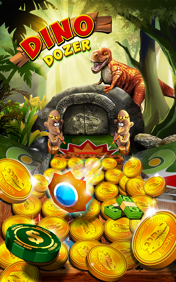 Jurassic Coin Dino Pusher Screenshot 5