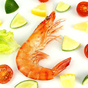 prawn by Chef Faizal - Food & Drink Plated Food