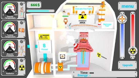 Nuclear inc 2  nuclear power plant simulator Für PC Windows & Mac