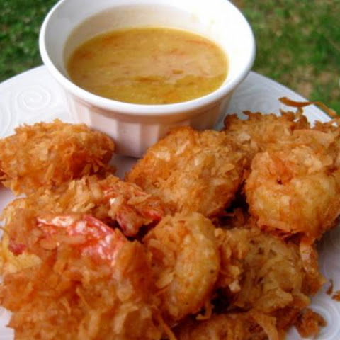 Coconut Beer Shrimp With Sweet and Tangy Sauce