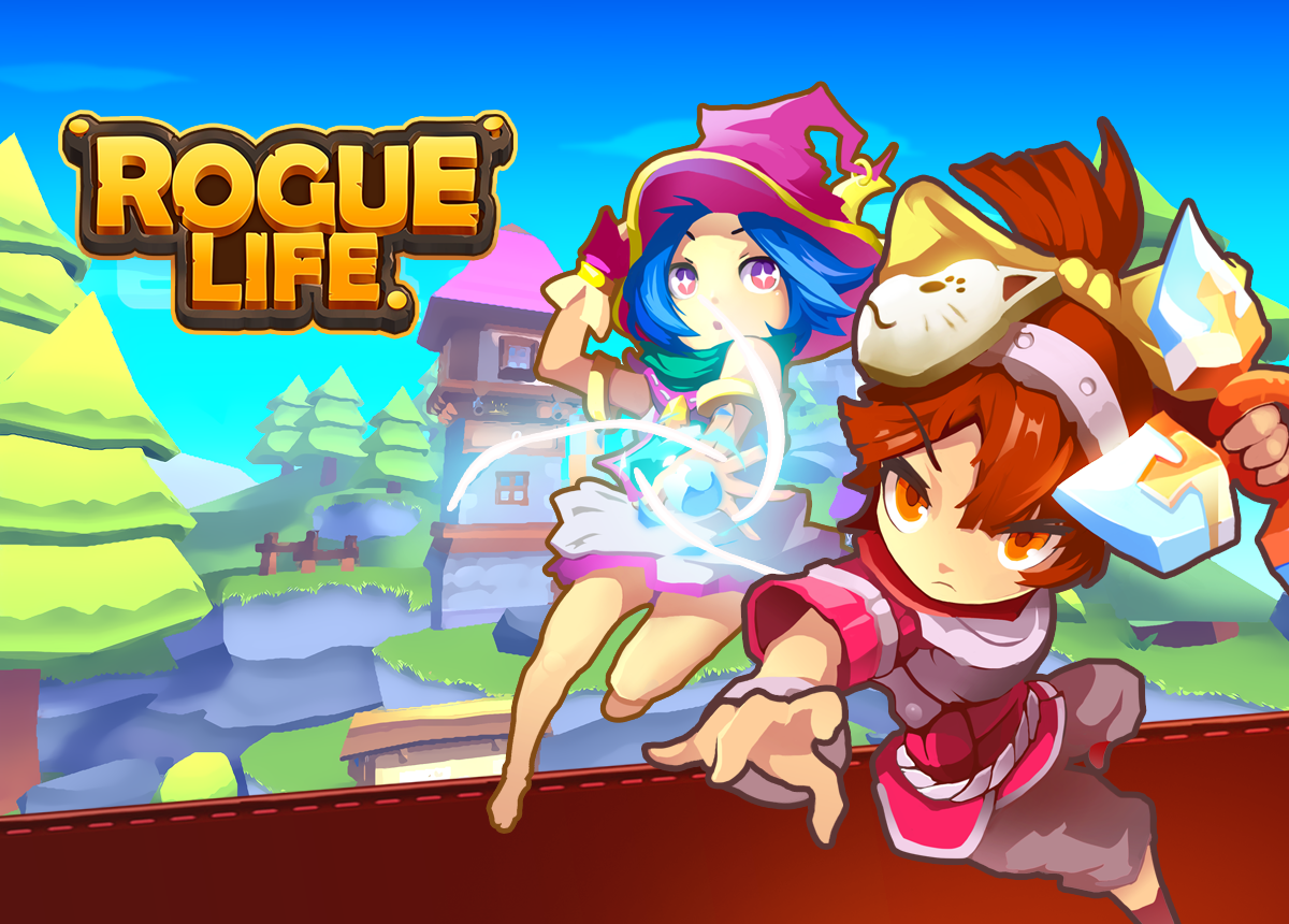 Rogue Life Screenshot 8