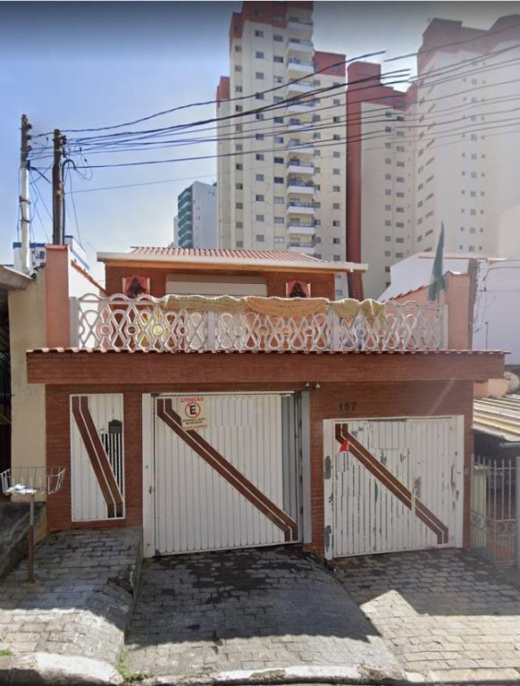 Sobrado Vila Gilda Santo André