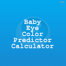 Baby Eye Color Predictor Calci