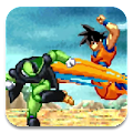 Super Goku Warriors APK for Bluestacks
