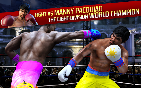 Real Boxing Manny Pacquiao for pc
