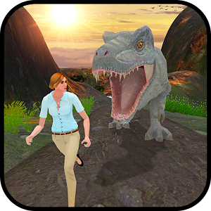 Wild Dino World Survival
