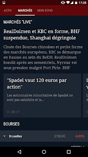L'Echo - screenshot