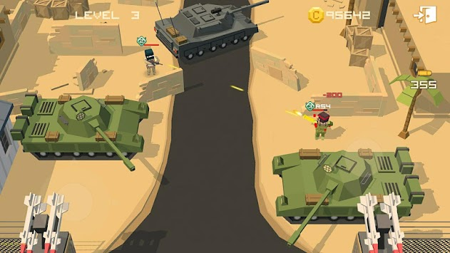 Pixel Platoon apk screenshot