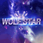 Wolf Stars Live Wallpaper Icon