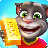 Game Talking Tom Gold Run version 2015 APK