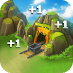 Clicker Mine Idle Tycoon - Free Mining Game Icon