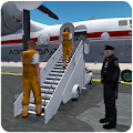 Game Jail Criminals Transport Plane APK for Kindle