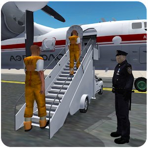 Cheats Jail Criminals Transport Plane