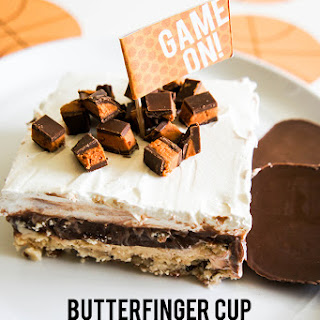 Game On! Butterfinger Cup Chocolate Yummy
