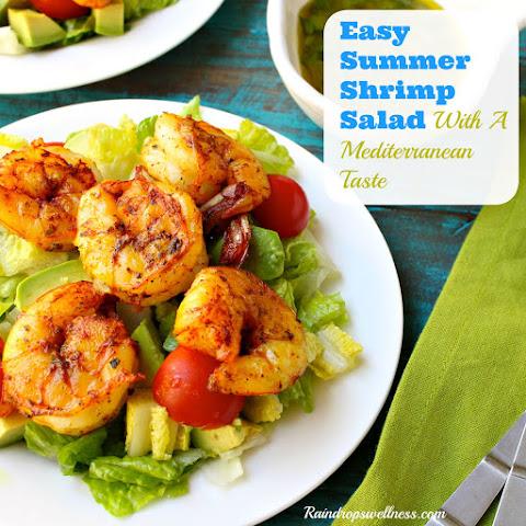 Summer Shrimp Salad Recipes
