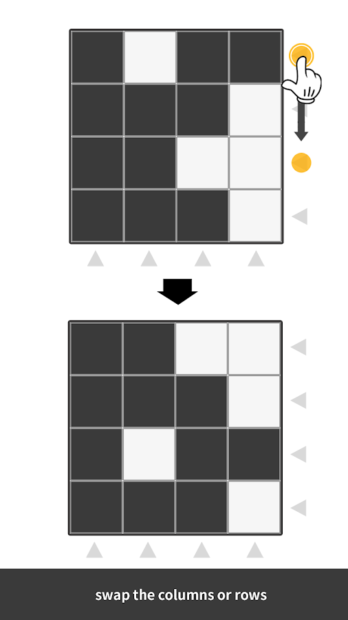 Slide Pixels - Brain Puzzle Screenshot 1