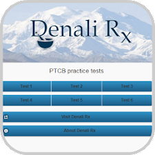 Pharmacy Tech Practice Tests 1