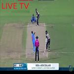 Cricket Live Mobile Tv ; HD Tv Icon