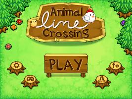 Screenshot of Animal Line Crossing - Pets