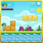 Super Jack Adventures (Jungle World - Super World) Icon