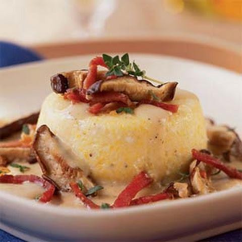 Wild Mushroom Grits Recipes | Yummly