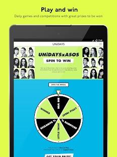 UNiDAYS: Student Perks & Deals- screenshot thumbnail