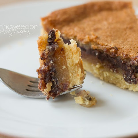 Chocolate Chip Cookie Pie {gluten, dairy, and soy free}