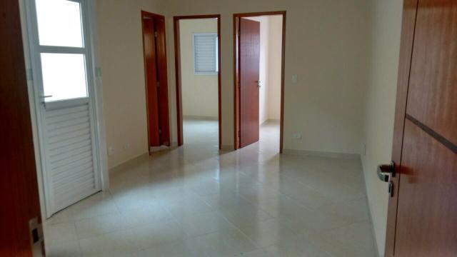 Apartamento residencial à venda, Vila Marina, Santo André.