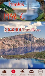 Viajes Tomelloso - screenshot