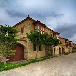 Alacatı-Izmir by Necdet Yaşar - Buildings & Architecture Homes
