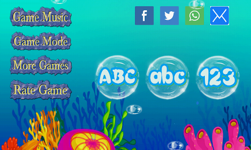 Kids Bubble Blast - screenshot