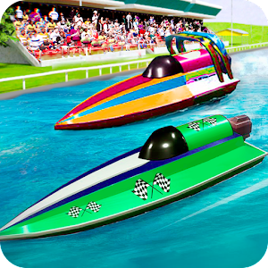 Speed Boat Racing For PC