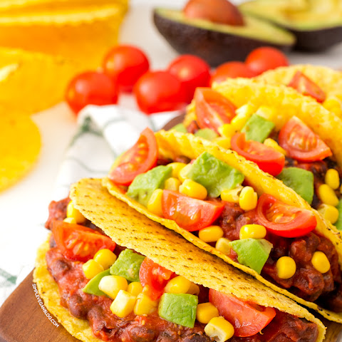 15-Minute Simple Vegan Tacos