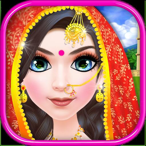 Indian Girl Makeup Salon (game)