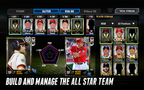 Free Download MLB PERFECT INNING 16 APK for Samsung