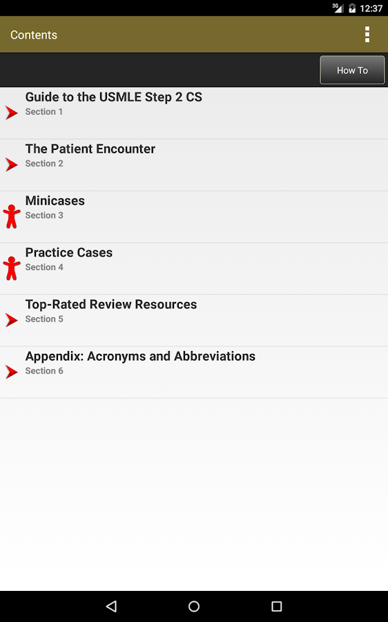 First Aid USMLE Step 2 CS 5/E Screenshot 17