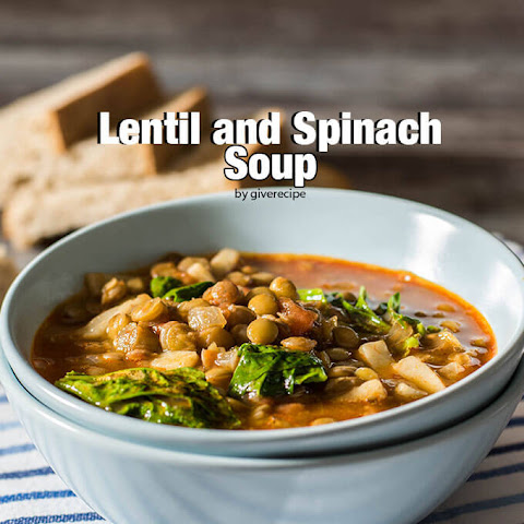 Lentil and Spinach Soup