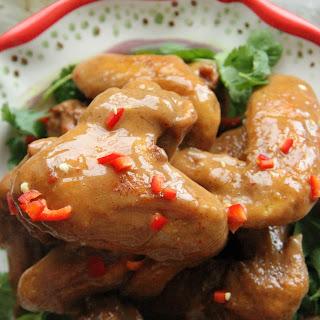 Peanut Sauce Thai Wings Recipes