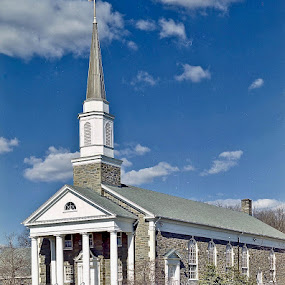 St Johns by Joe Fazio - Buildings & Architecture Places of Worship ( pennsylvania, holy, steeple, church, god )