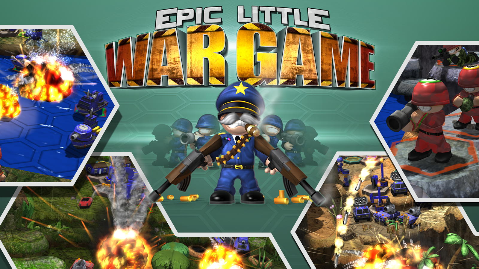 Epic Little War Game Screenshot
