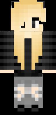 blond nova skin